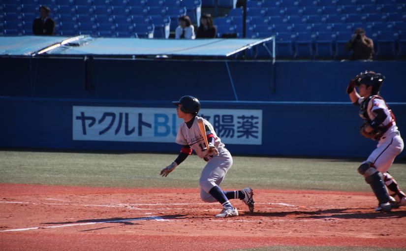 【硬式野球】3部昇格へ
