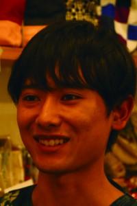 安田裕太郎さん(社2)
