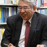 【ヒトツ箸】尾畑裕教授(商学研究科)