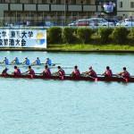 【ボート】商東戦全勝優勝