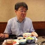 【ヒトツ箸 伍】商学研究科 島本実教授