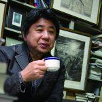 【ヒトツ箸】深澤英隆教授(社会学研究科)