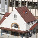 Ⅴ 旧駅舎開業 多くの市民集う場に